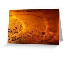 Solar Pond Greeting Card