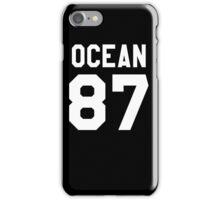 OCEAN 87 iPhone Case/Skin