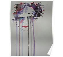 Coloured Tears Poster