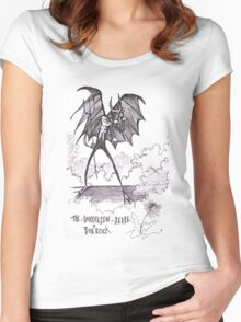 The Dandilion & Burdock Devil Women's Fitted Scoop T-Shirt