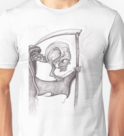 The Grim Reaper Unisex T-Shirt