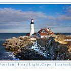 Portland head lighthouse by bettywiley