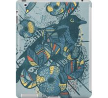 Bluebird iPad Case/Skin