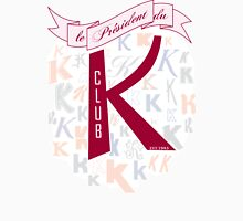 K-Club Womens Fitted T-Shirt