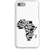 Animals of Africa iPhone Case/Skin