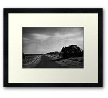 With My Hand in Yours Framed Print