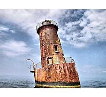 Sharps Island Lighthouse Photographic Print