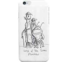 Last of the Summer Plankton iPhone Case/Skin