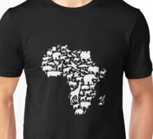Animals of Africa Unisex T-Shirt