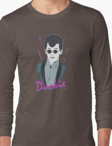 Pretty In Pink - Duckie Long Sleeve T-Shirt