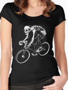 fixie Women's Fitted Scoop T-Shirt