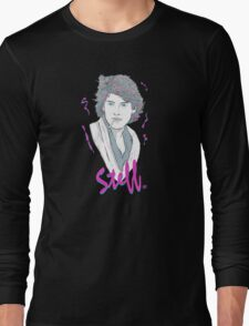 Pretty In Pink - Steff Long Sleeve T-Shirt