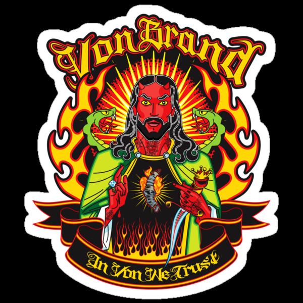 In Von we trust by satansbrand