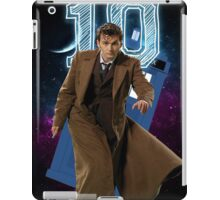 Tenth Doctor - Greeting Card iPad Case/Skin