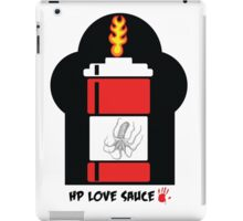 HP Love Sauce - RED iPad Case/Skin