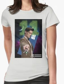 11th Doctor Greeting Card T-Shirt