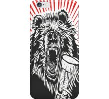 Beer Bear iPhone Case/Skin