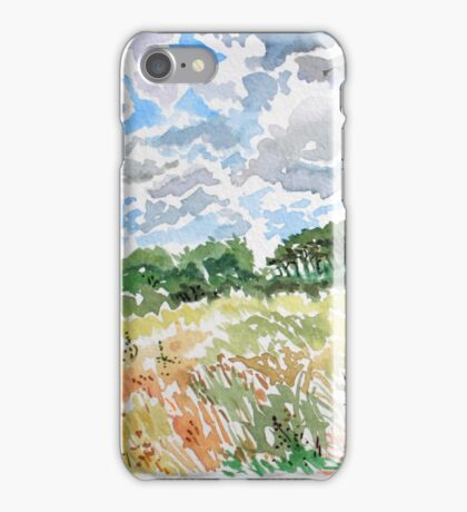 Fabric of the Coast 03 iPhone Case/Skin