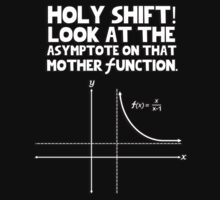 Holy Shift! Look at the asymptote on that mother function by erinttt
