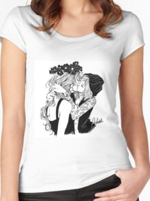 Lover Women's Fitted Scoop T-Shirt