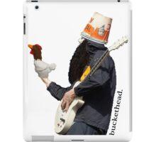 Buckethead iPad Case/Skin