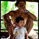 Mentawai Shaman--Amandiri by tomcelroy