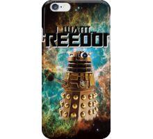 I want...freedom [Nebulosa] iPhone Case/Skin