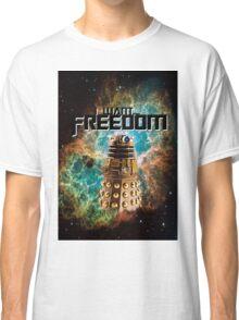 I want...freedom [Nebulosa] Classic T-Shirt