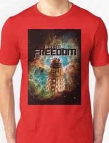 I want...freedom [Nebulosa] Unisex T-Shirt