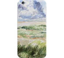 Fabric of the Coast 01 iPhone Case/Skin