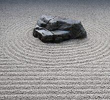 Zen Garden by Skye Hohmann