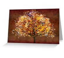 Bewitched '... Greeting Card