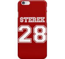 Sterek 28 (back) iPhone Case/Skin