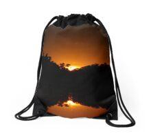 Moon Rise Drawstring Bag