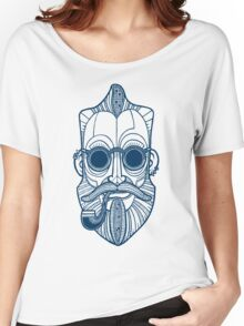 Sea Man in bLUE! Women's Relaxed Fit T-Shirt