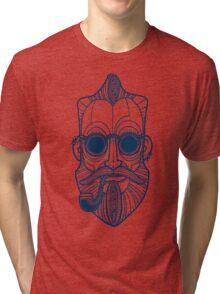 Sea Man in bLUE! Tri-blend T-Shirt
