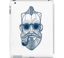 Sea Man in bLUE! iPad Case/Skin