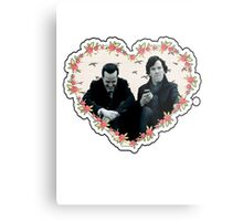 Hearted Sheriarty Metal Print
