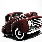 old pickup by ARTistCyberello