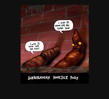 Subterranean Homesick Poos Unisex T-Shirt