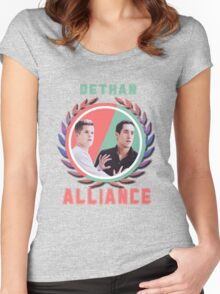 Dethan Alliance Women's Fitted Scoop T-Shirt