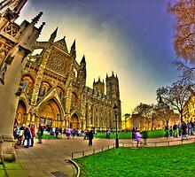 Westminster Abbey by Dane Walker