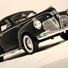 old car by ARTistCyberello