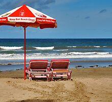 Keep Bali Beach Clean by Adri  Padmos