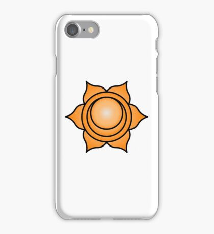 The Sacral Chakra iPhone Case/Skin