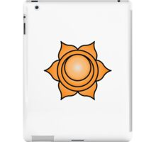 The Sacral Chakra iPad Case/Skin