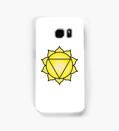 The Solar Plexus Chakra Samsung Galaxy Case/Skin