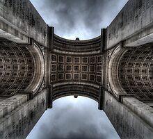 Arc De Triomphe by shutterjunkie