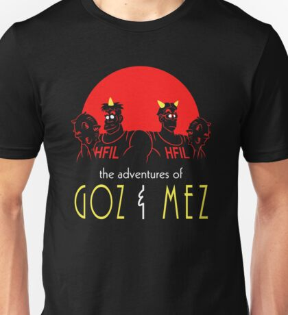 Hell adventures Unisex T-Shirt