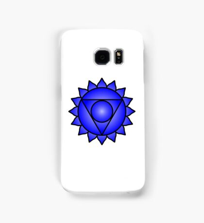 The Throat Chakra Samsung Galaxy Case/Skin